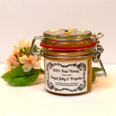 Raw-Honey-mixed-with-Royal-Jelly-and-Propolis-doctorrawhoney.com